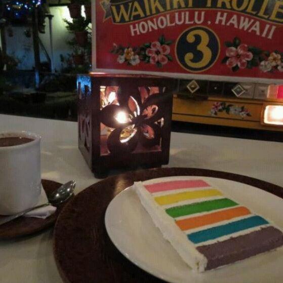 Photo taken at Aloha Aina Chef Dimas -Refined Hawaiian Cuisine by Chef Dimas Soeyono. by Aloha Aina R. on 6/2/2012