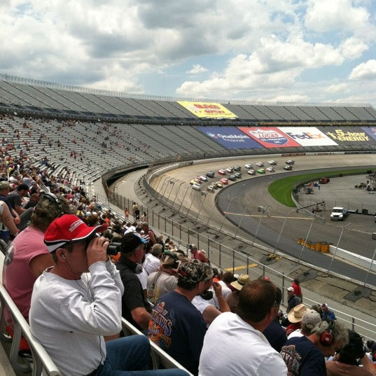 Photo taken at Dover International Speedway by Harvey J. on 6/2/2012