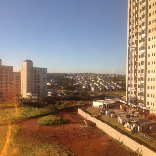 Photo taken at ibis São Carlos by Renato O. on 8/20/2012