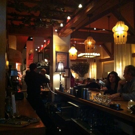 Photo taken at Kellari Taverna NY by Nadim B. on 3/18/2012
