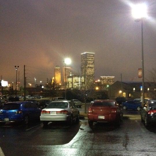 Photo taken at Oklahoma State University - Tulsa (OSU-Tulsa) by Tim B. on 2/14/2012