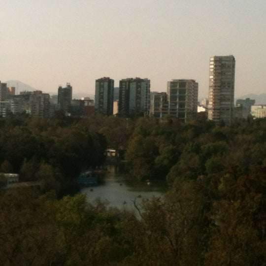 Photo taken at Bosque de Chapultepec by John S. on 2/16/2012