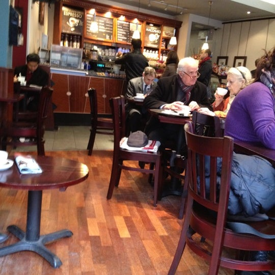 Photo taken at Caffè Nero by Mohammed A. on 3/9/2012