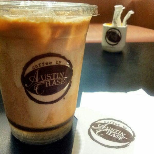 Photo taken at Austin Chase Coffee by Jermy Jerm Jerm on 5/5/2012