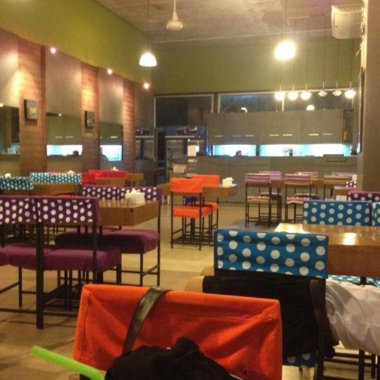 Photo taken at Jieng Hai II by Pandora's P. on 3/10/2012