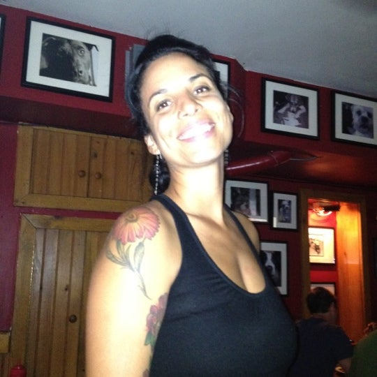 Photo taken at Good Dog Bar & Restaurant by Jennifer S. on 8/23/2012