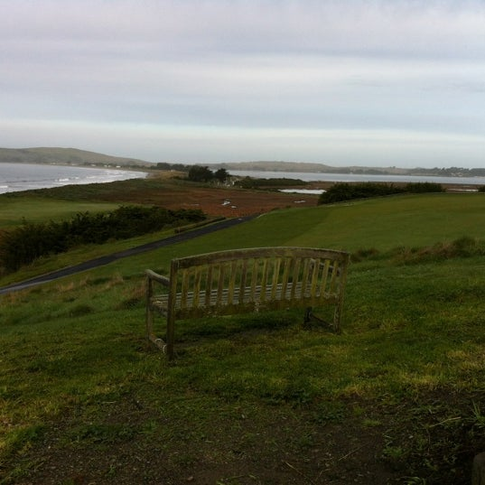 Photo taken at The Links At Bodega Harbour by Ward K. on 3/17/2012
