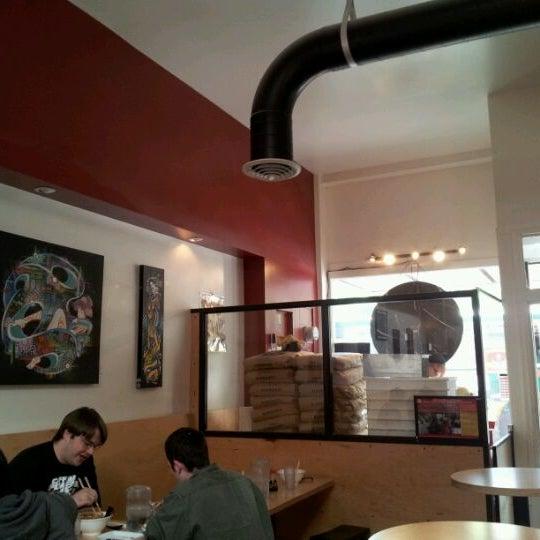 Photo taken at Samurai Noodle by Michael D. on 6/6/2012