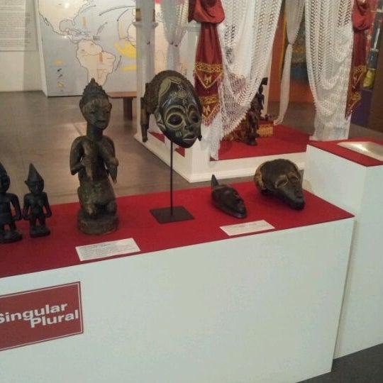 Foto tirada no(a) Museu Afrobrasil por Claudio R. em 3/14/2012