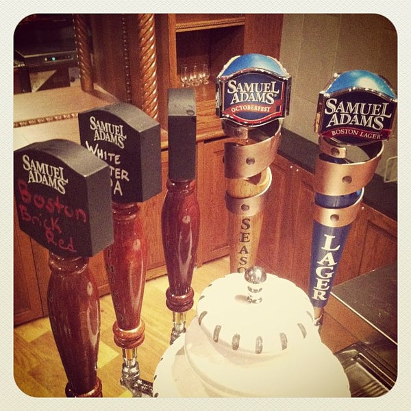 Photo taken at Samuel Adams Brewery by Don M. on 8/25/2012