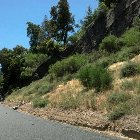 Photo taken at Santa Cruz Mountains by Dustin S. on 6/9/2012