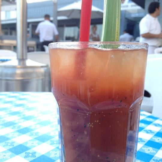 bloody Mary. Yup.