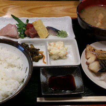 Photo taken at 上総屋 by GOGOGO! on 5/8/2012