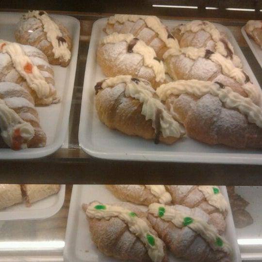 Photo taken at Mawar Bakery and Cake Shop by Arwinda P. on 5/16/2012