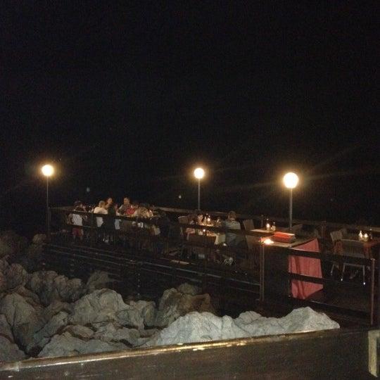 Foto scattata a Al Porticciolo da Giuseppe Pierluigi T. il 8/26/2012