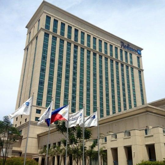 Radisson Blu Hotel Cebu Hotel
