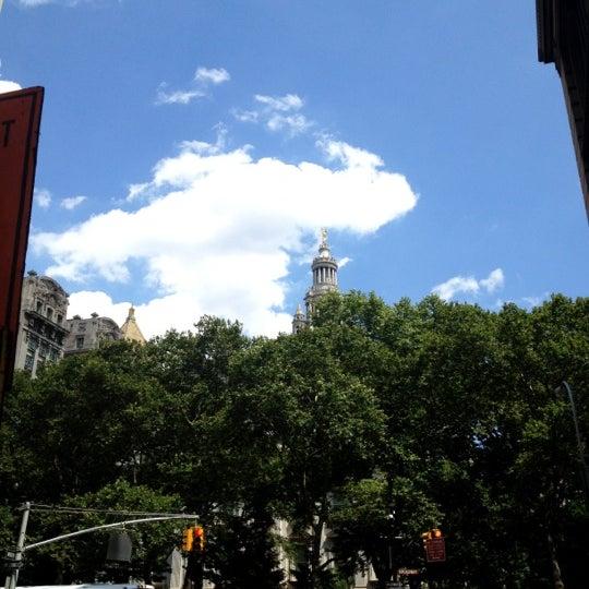 Photo taken at NYC Municipal Building by Nikki N. on 8/7/2012