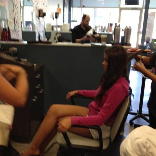 Photo taken at Salon DARIN by Erin C. on 5/17/2012
