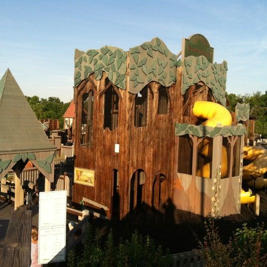 Photo taken at Annie's Playground by Jason S. on 6/23/2012