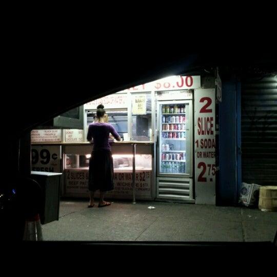 Photo taken at 99¢ Fresh Pizza by Jose M. on 7/11/2012