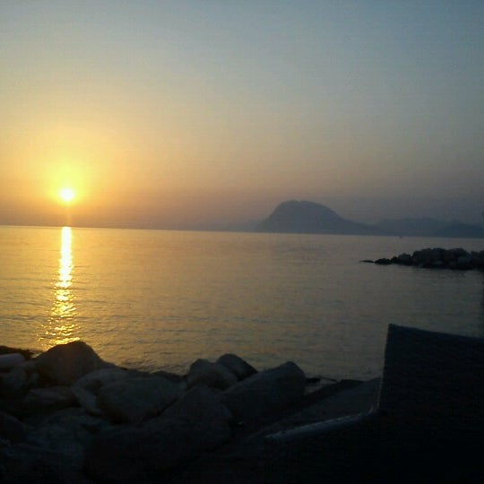 Photo taken at Θεατράκι by Lena T. on 7/30/2012