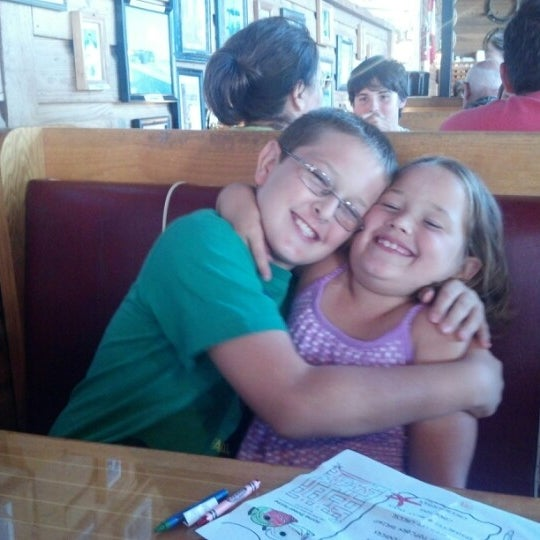 Photo taken at Fisherman's Wharf Seafood House by Jason T. on 7/16/2012