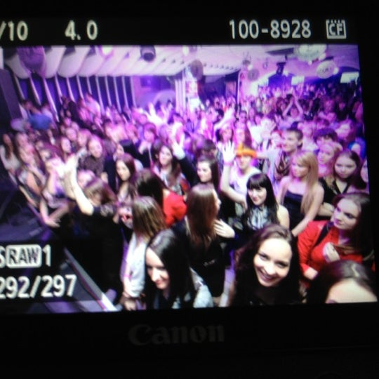 Photo taken at MILO | CLUB by Inna S. on 3/30/2012