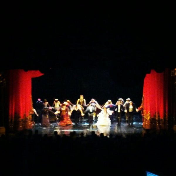Foto tirada no(a) Majestic Theatre por Aygul Z. em 7/6/2012