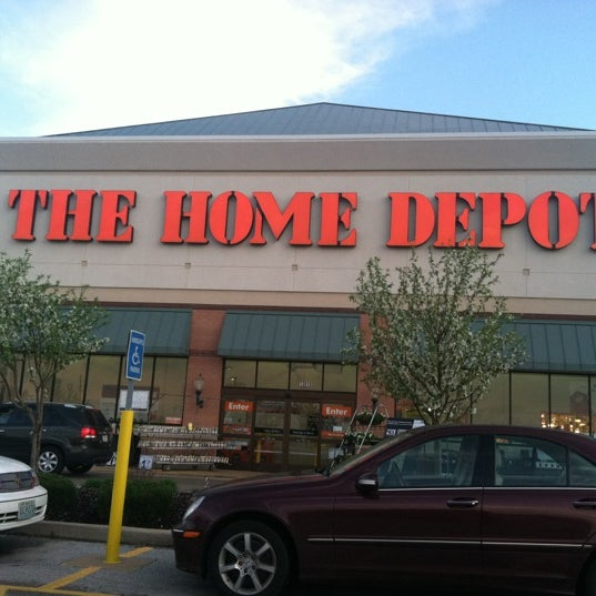Home depot halls ferry rd insured by ross for Home depot 600 exterior street
