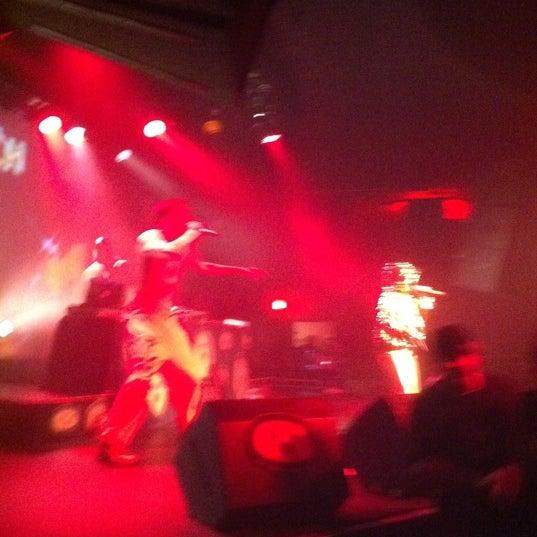Photo taken at Alibi Room by Stefani J. on 2/21/2012