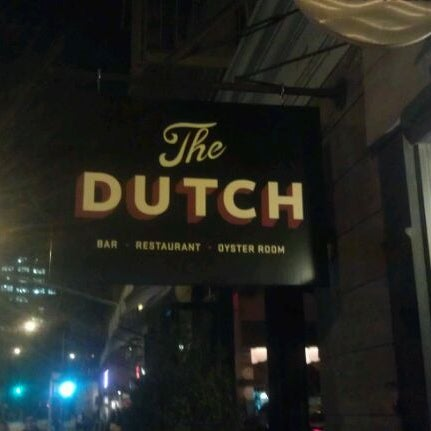 Photo taken at The Dutch by Larry G. on 3/9/2012
