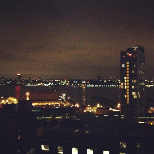 Photo taken at Gansevoort Meatpacking NYC by Akash S. on 6/17/2012