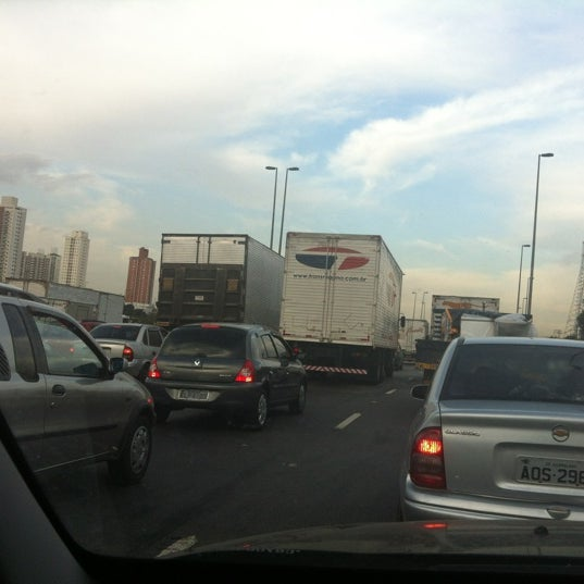 Photo taken at Ponte do Limão by Alessandra R. on 8/16/2012
