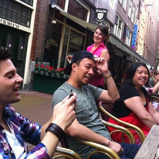 Снимок сделан в Cafe de Schutter пользователем delleacious 8/4/2012