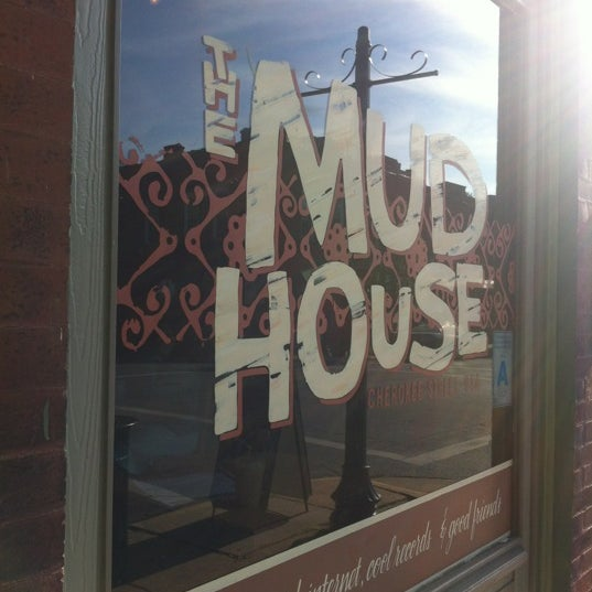 Photo taken at The Mud House by Russell D. on 4/12/2012