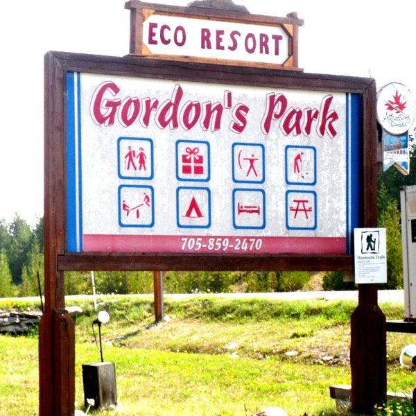 Gordon S Park Eco Resort Manitoulin Island