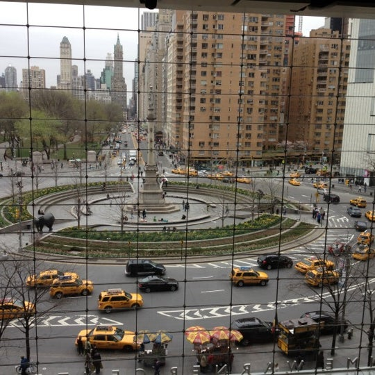 How Far Is Columbus Circle From Hell S Kitchen Nyc