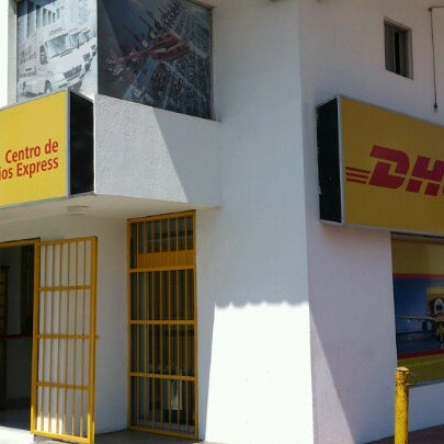 Dhl express boulevard costero 853 for Dhl madrid oficinas