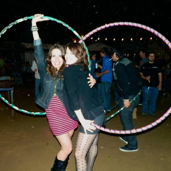 We challenge any of you to a hula hoop-off! Loser has to buy winner a Bomb Taco! Filter/Dickies Party during SXSW is going to be amazing! For full party/showcase listing, visit do512.com!
