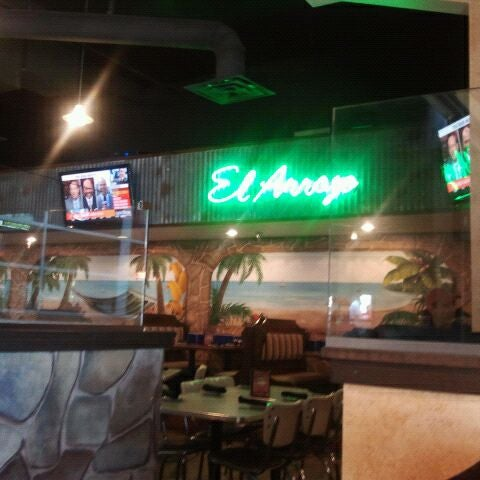 Photo taken at El Arroyo by Brandon Z. on 3/30/2012
