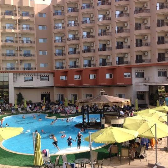 Photo Taken At Tiba Rose Plaza Hotel By Ramy M On 5 24