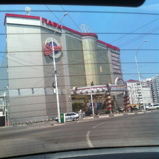 Снимок сделан в PK «Парк Европа» пользователем Mamuka 7/12/2012