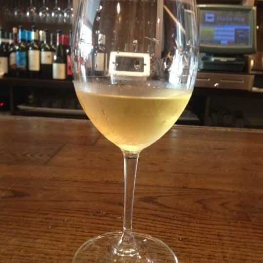 Photo taken at 1215 Wine Bar & Coffee Lab by Amanda R. on 7/3/2012