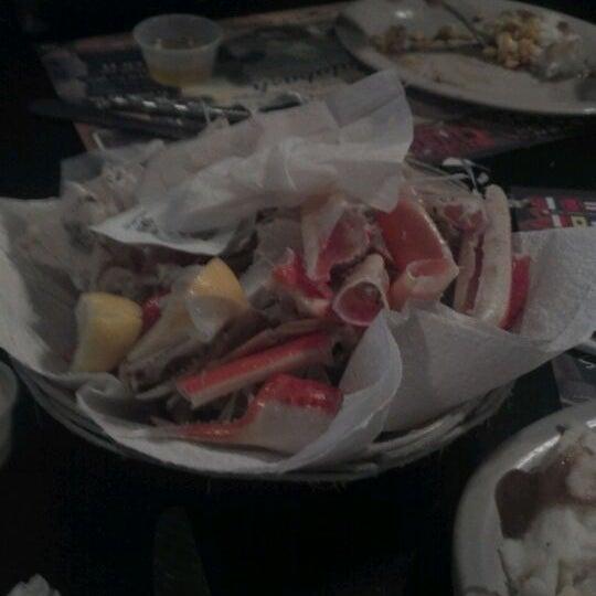 Photo taken at The Original Benjamin's Calabash Seafood by Nora L. on 5/13/2012