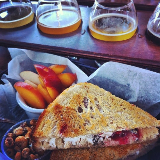 Photo taken at The Bruery Provisions by Shana R. on 8/19/2012