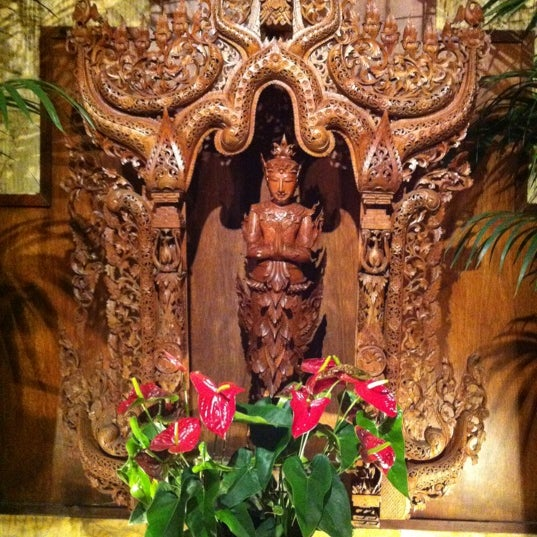 Foto tomada en Thai Barcelona | Thai Gardens por Prince C. el 5/5/2012