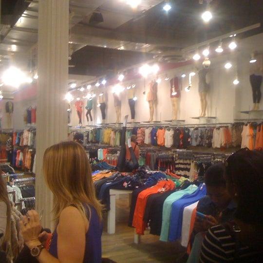 Necessary Clothing Store Soho