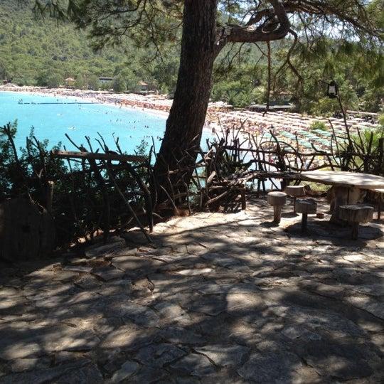 Photo taken at Yörük Parkı by Dilek O. on 8/29/2012