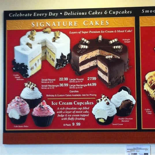 Photos At Cold Stone Creamery 7 Tips