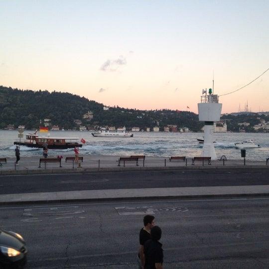 6/18/2012 tarihinde Can Ö.ziyaretçi tarafından Akıntı Burnu Restaurant'de çekilen fotoğraf